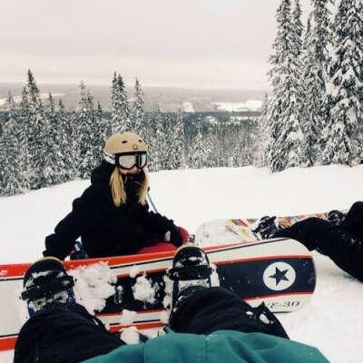 хочу покататься на сноуборде