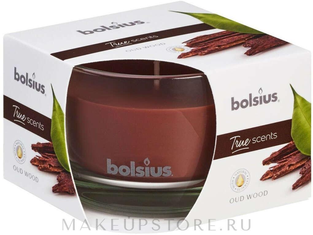Ароматические свечи Bolsius