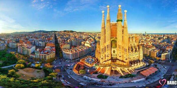 Хочу побывать в Барселоне))
