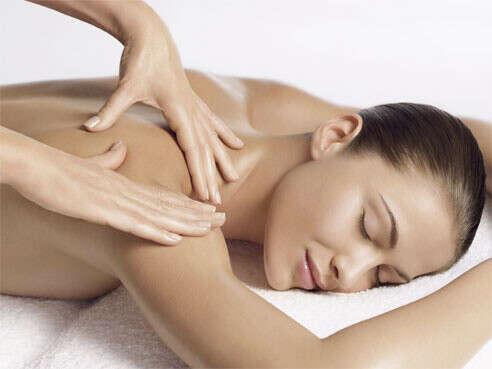 Абонемент на 10 сеансов массажа