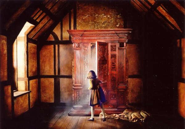 найти тот шкаф с Нарнией