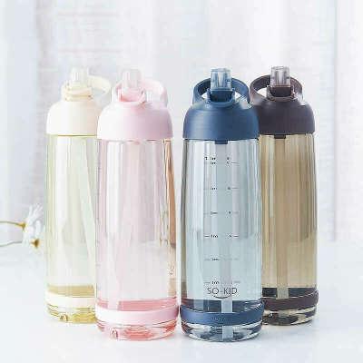 Штука чтоб из нее пить: НЕ стекло и НЕ металл (роняю и разбиваю), больше 0,5 л.