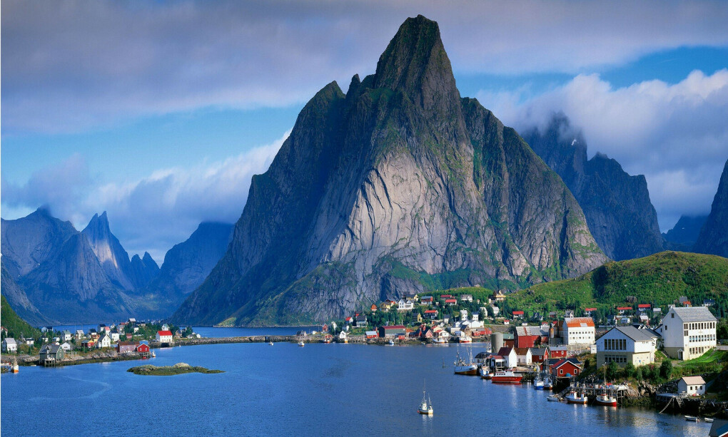 Посетить Норвежские Фьорды