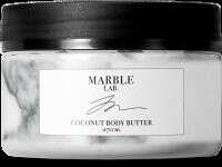 Крем-баттер Кокосовый Marble Lab от Анастасии Мироновой: купить увлажняющий и питающий крем для тела