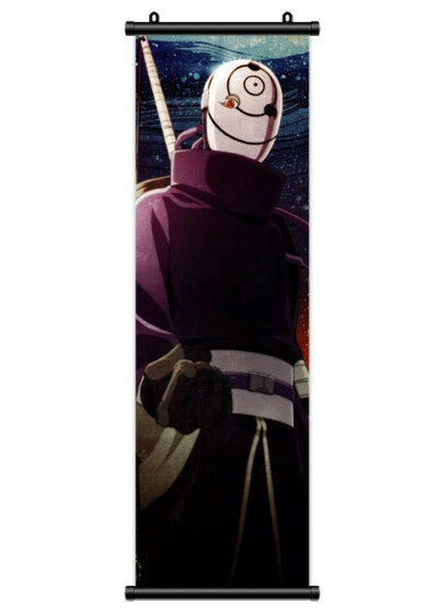 Плакат тканевый Naruto 1