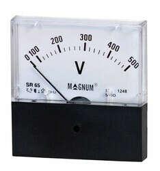 Analogue Meters