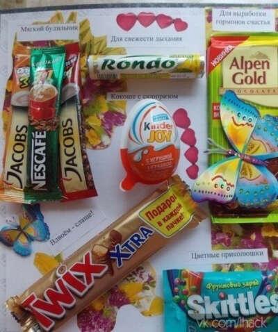 Хочу сладкого!!!!!