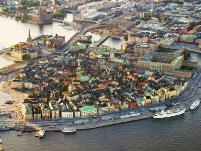 Съездить в Стокгольм