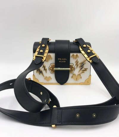 Prada Cahier (сумка)