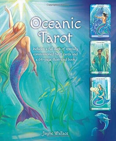 Oceanic Tarot Boxed Set