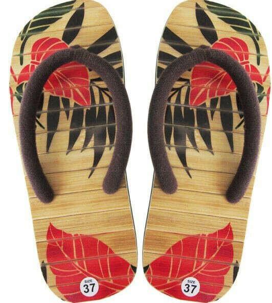 "Bamboo flip-flops ""Kalua"""