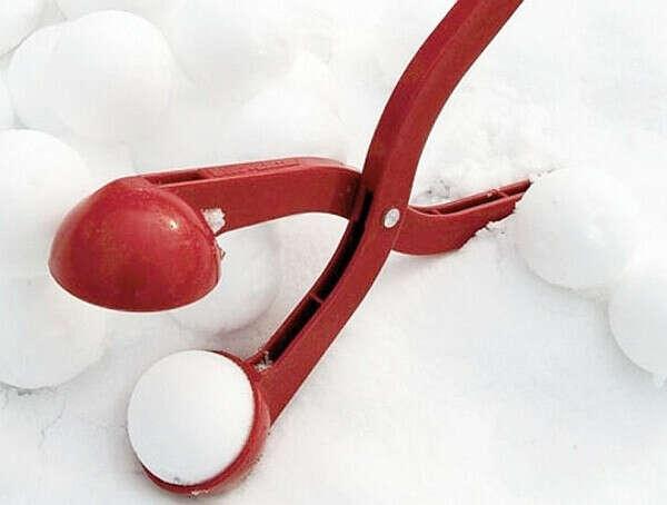 Аппарат для снежков