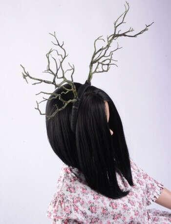 Ободок Рога Tree Branches