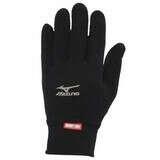 Перчатки для бега Mizuno BT Glove Fleece (73XBK062 09) | интернет-магазин Five-sport.ru