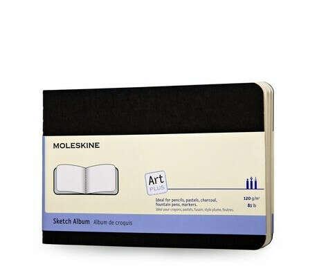Moleskine Записная книжка для рисунков Cahier Pocket