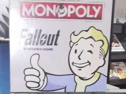 Fallout монополия