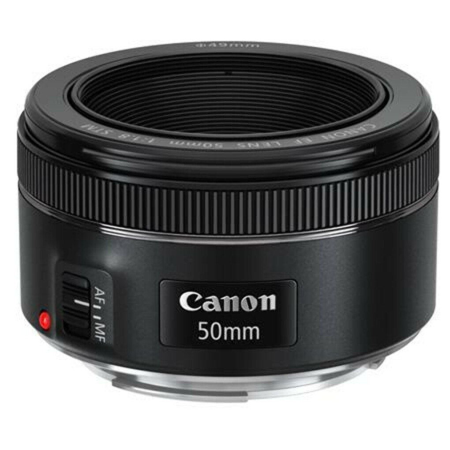 Объектив CANON 50mm f/1.8 EF STM