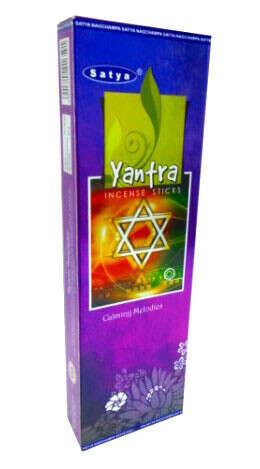 Благовония Satya «Yantra»