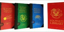 The Hogwarts Library (Harry Potter): J. K. Rowling: 9780545615402: Amazon.com: Books