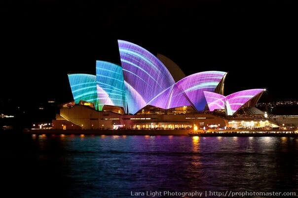 Побывать в Сиднее