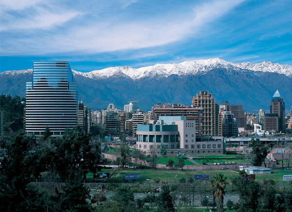 Посетить Чили