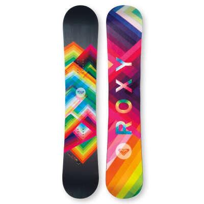 Сноуборд ROXY OLLIE POP C2BTX PRISM (TEAM) (10-11)