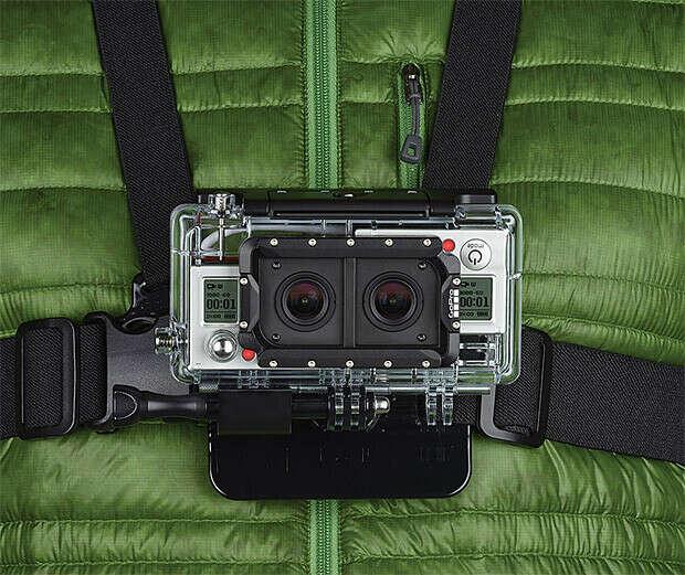 GoPro GoPro Dual Hero System (3D)