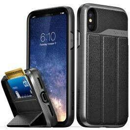 iPhone XS / X Wallet Case vCommute