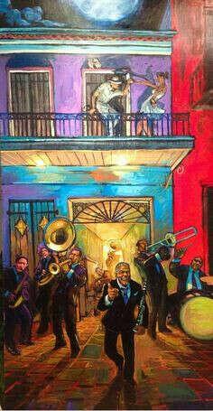 Послушать вживую джаз-концерт
