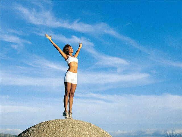 Хочу быть здоровой во всех отношениях!