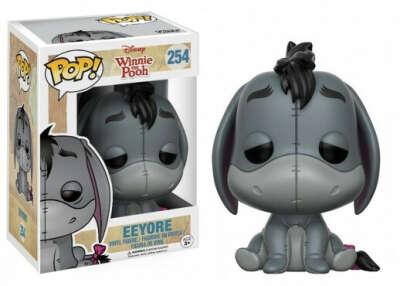 Pop! Disney: Winnie the Pooh - Eeyore / Фигурка ФАНКО ПОП! Дисней: Винни Пух - Ослик