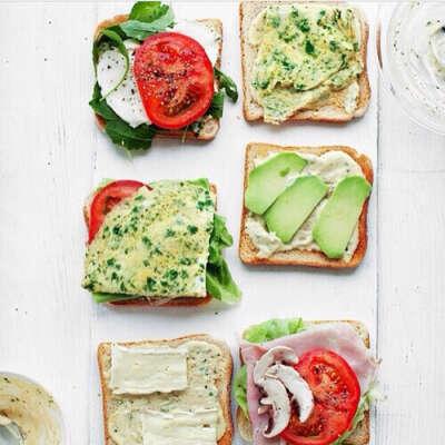Есть более здоровую пищу