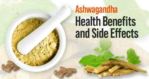 Ashwagandha Health Benefits and Side Effects - Know Uses of It