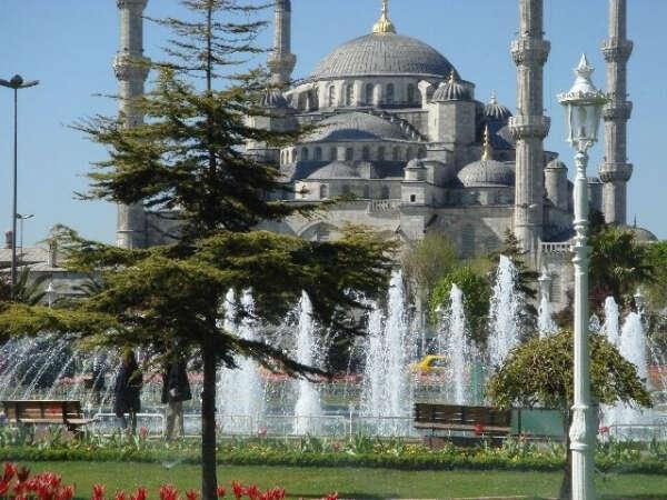 Поездку в Турцию