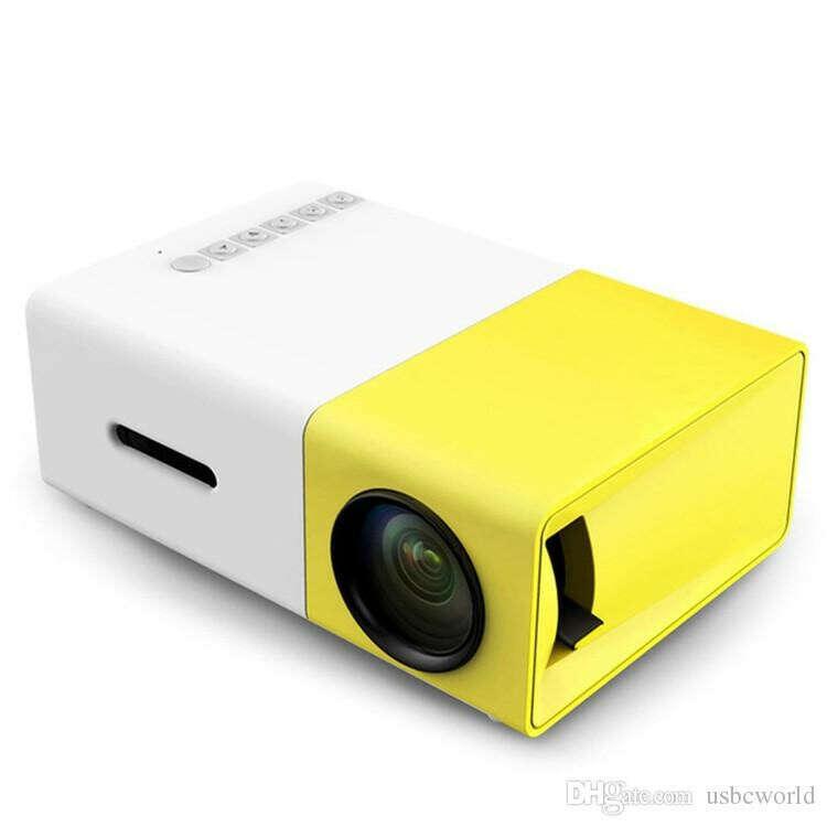 Мультимедийный проектор LED PROJECTOR YG-300