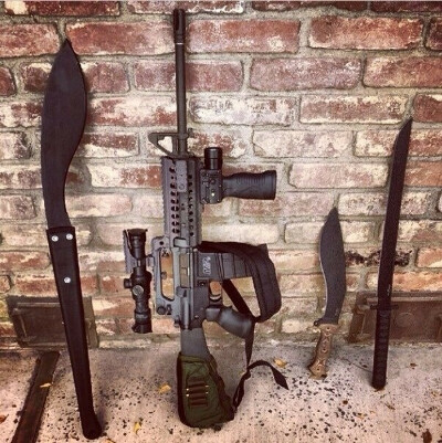 Коллекцию оружия