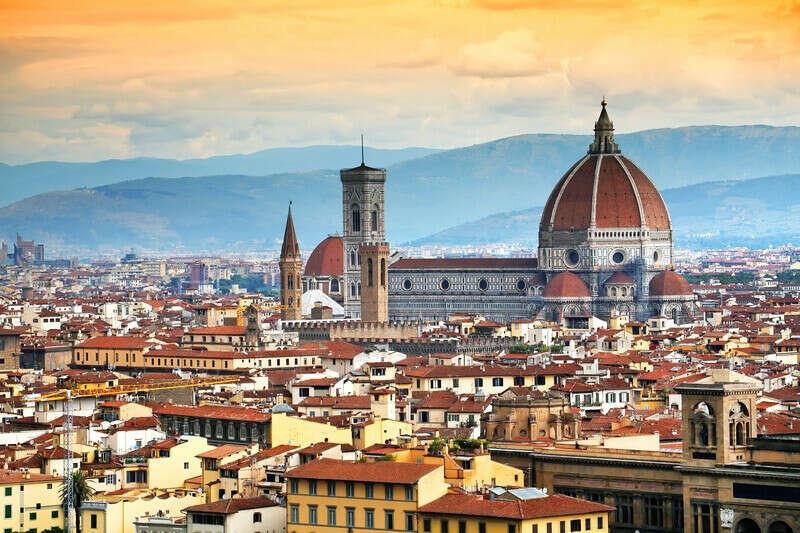 Посетить Флоренцию!!!
