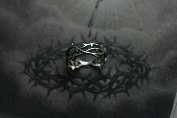 """Кольцо """"Терновый венец"""" от KateSnap"""