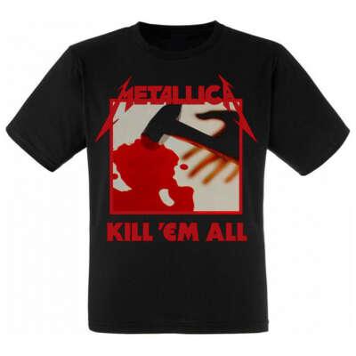 Футболка Fat Cat Metallica - Kill 'Em All M 16722