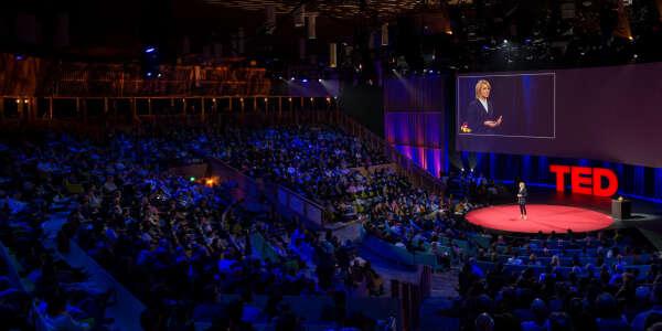 Выступить на TED Conference