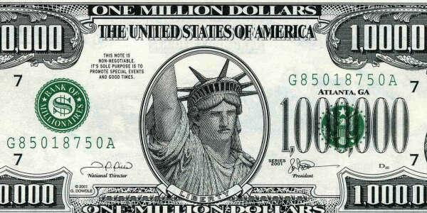 1000000$