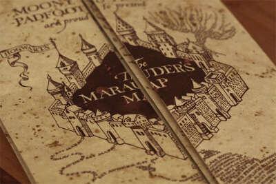 Карту мародеров