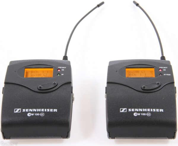 Sennheiser EW112p G3