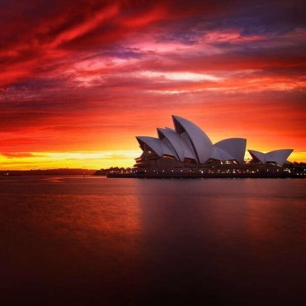 Австралия. Сидней