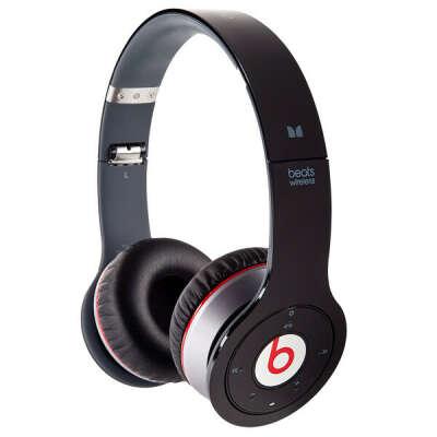 Наушники Bluetooth Beats Wireless Black