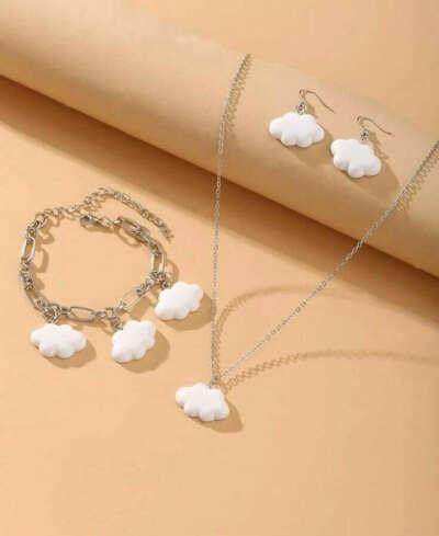 Кулоны, браслеты, серёжки ^^