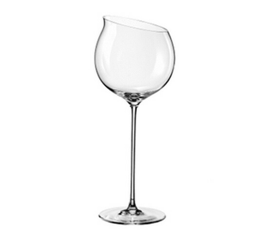 Скошенные бокалы для вина