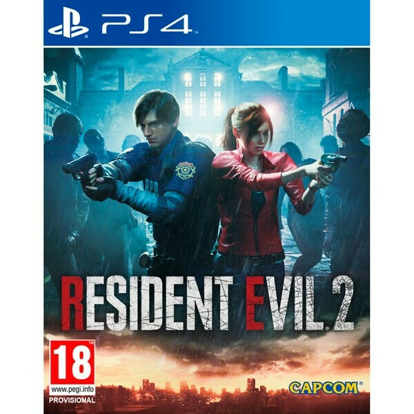 Игра PS4 Capcom Resident Evil 2