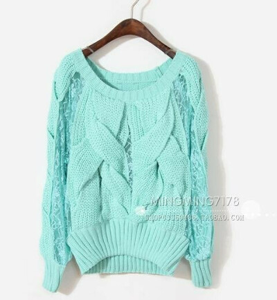 Хочу такой свитер