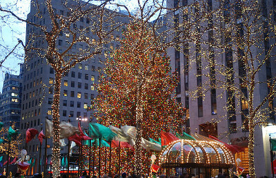 Рождество в New York Citу